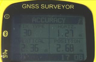 GNSS Surveyor 3D